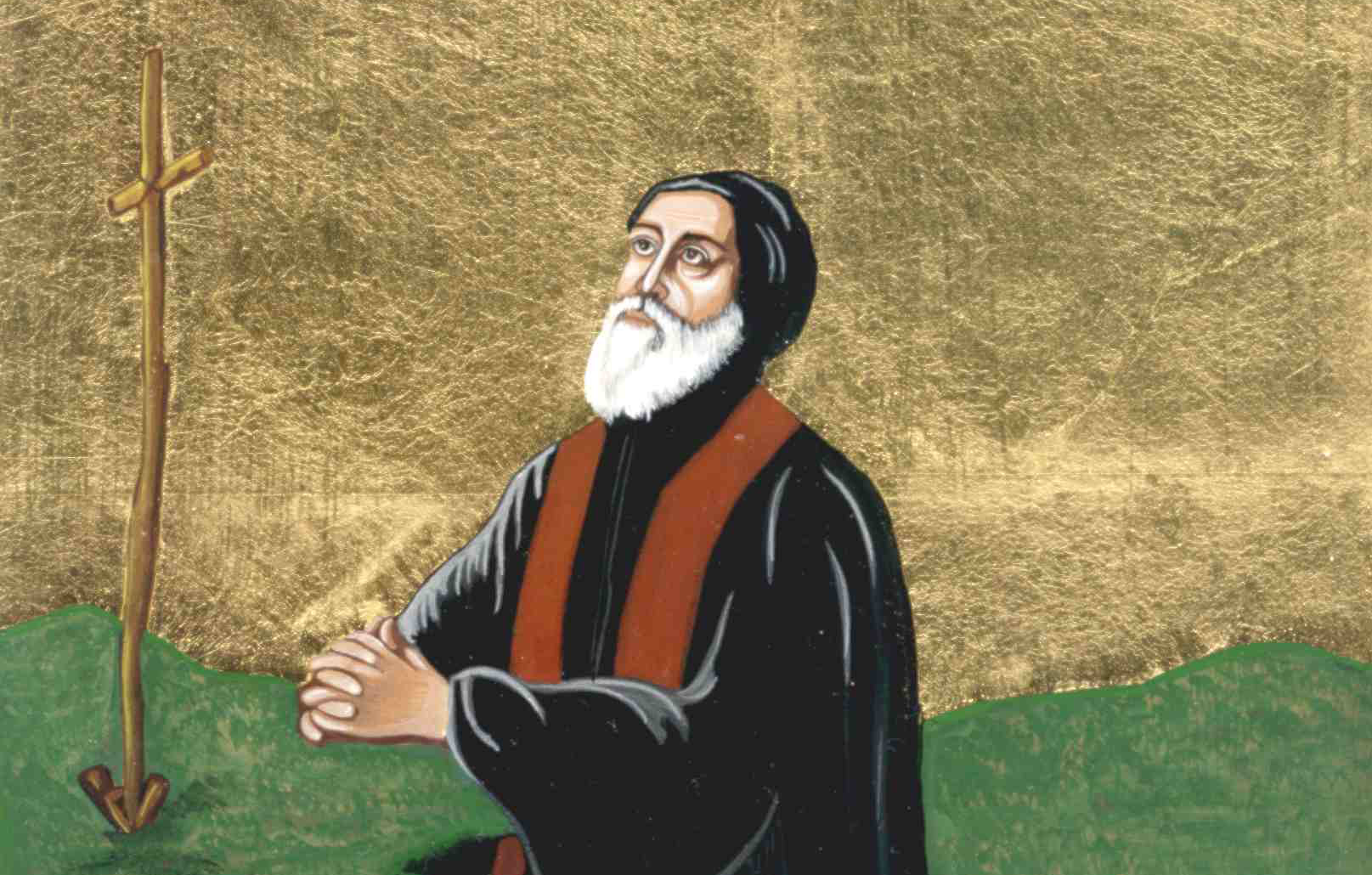 Saint Maron - Founder of the Maronite Church