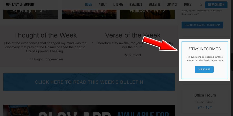 newsletter-subscribe-sidebar-screenshot